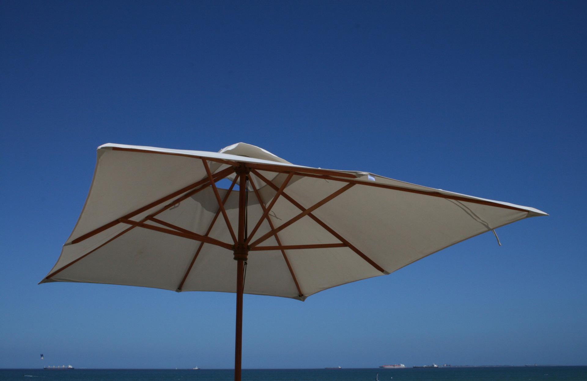 Natural range umbrella