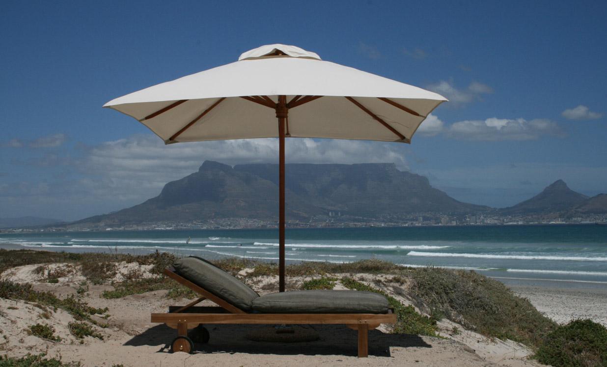 Natural parasol